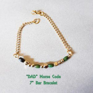 "DAD - Honor Bracelet 7"""